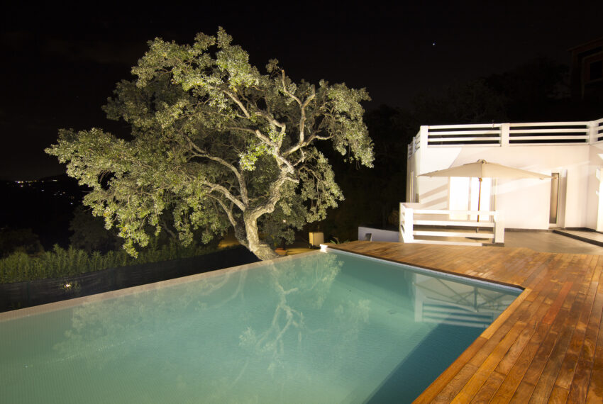 House_in_Marbella-9 The pool at night